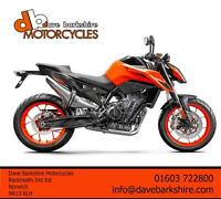 KTM 790 Duke Orange 2020 ** Last One Left ** Save ££££ ** Low APR **
