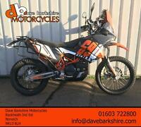 KTM 690 Enduro R 2009 ** Rally Raid Full Spec **
