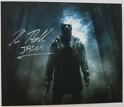 Kane Hodder - Hand Signed 8x10 - Autographed Photo -