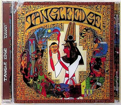 Tangle Edge – Eulogy CD (NEW 2009) Norway Psych Prog Rock 1993...