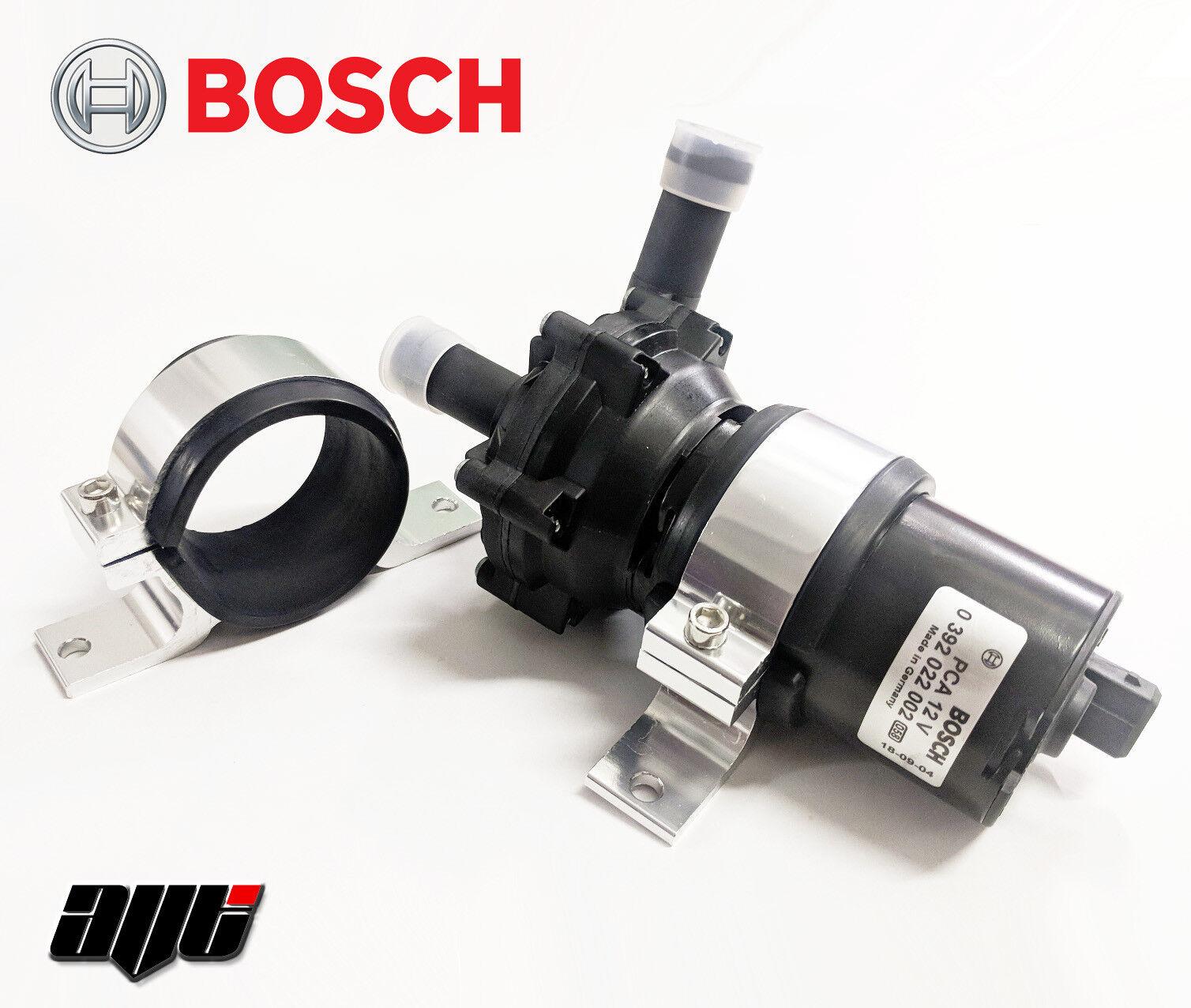 Details about 12v Intercooler Pump Bracket / EWP / Chargecooler Clamp Mount  - 55-62mm Diameter