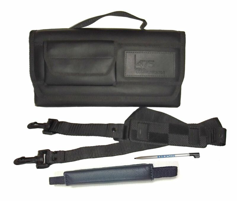 Emerson 00475-0005-0003 Carrying Case (with Spare Hand Strap And Stylus)