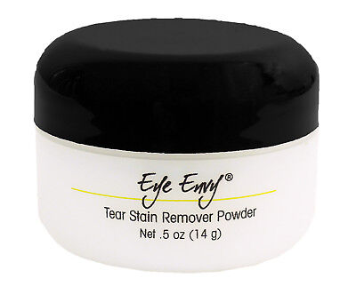 Eye Envy Dog Cat Pet Tear Stain Remover Tearstain Removal System 1/2 oz Powder