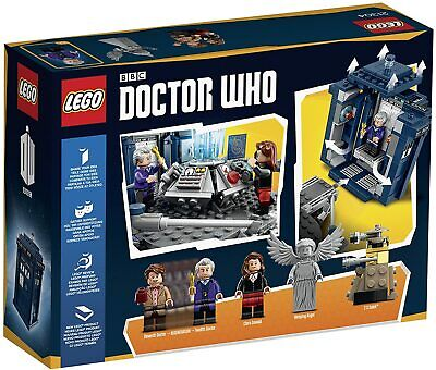 LEGO IDEAS DOCTOR WHO (21304) - New in Box