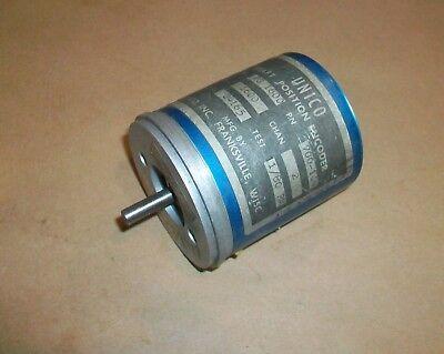 Unico Incremental Optical Encoder Pg1600