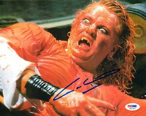 Gangrel-Signed-Auto-The-Brood-WWE-WWF-8x10-Photo-PSA-DNA-COA-Vampire-Blood-Bath