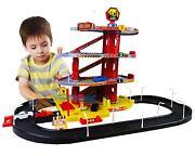Toy Car Garage