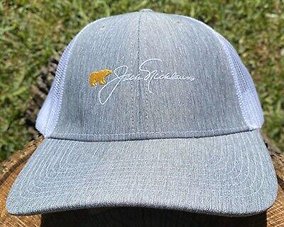 Jack Nicklaus Cap Hat Golf Baseball MSRP $25