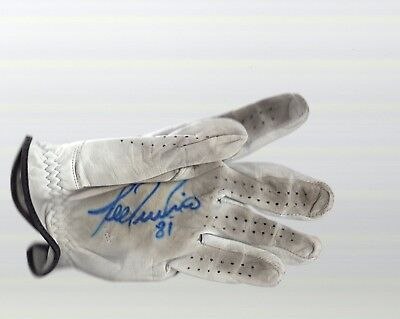 fcf6f1e99f6 LEE TREVINO HAND SIGNED AND USED GOLF GLOVE 6X MAJOR CHAMPION JSA