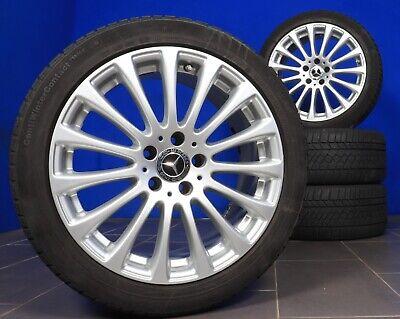 18 Zoll Original Mercedes CLS W218 X218 A2184010202 Winterreifen Winterräder