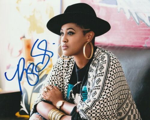 * RAPSODY * signed autographed 8x10 photo * POWER * SIJOURNER * 2