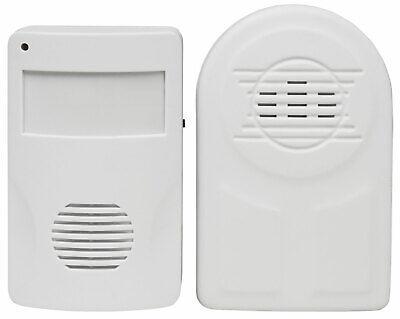 Ladenglocke mit 433Mhz Funk Bewegungsmelder Durchgangsmelder Funkklingel IP20