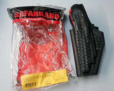 Safariland Sig 4.41 Bbl P220 P226 200-75-182obl Lh Black Basketweave Holster