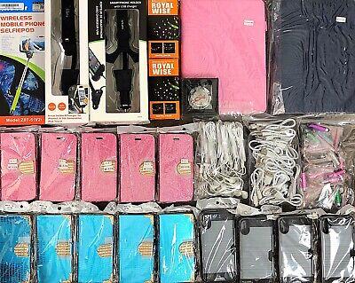 Amazon Returns Box Lot Electronics General Merchandise Wholesale 50+ Items #AA