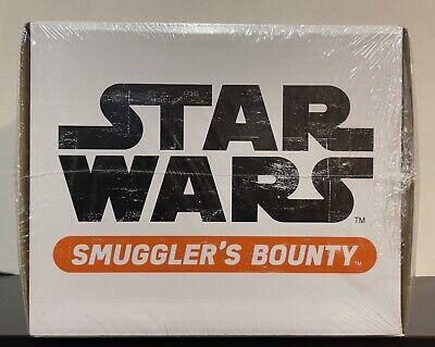 Funko Pop Star Wars Smuggler's Bounty Cloud City Box Boba Gets His Bounty SEALED