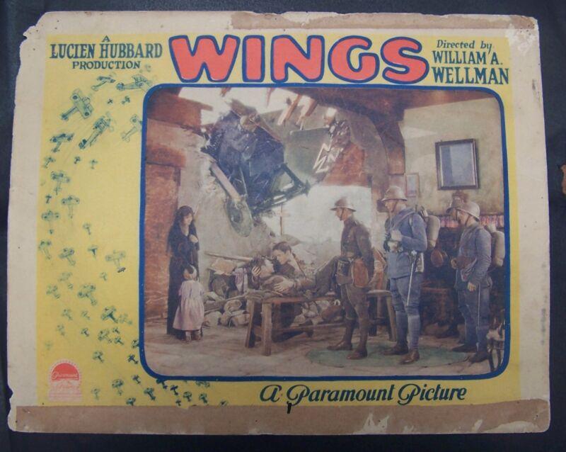 WINGS, Paramount 1927, #1207