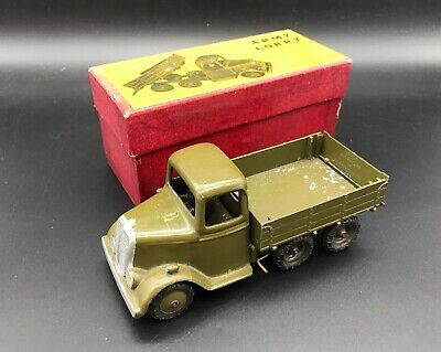 Britains 1335 - 6 Wheel Army Lorry with Driver In Original Box for sale  Shipping to Ireland