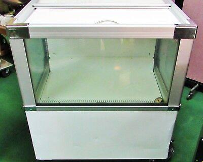 Commercial Display Cooler With Top Slidingtilting Door Model Xsc-200woe