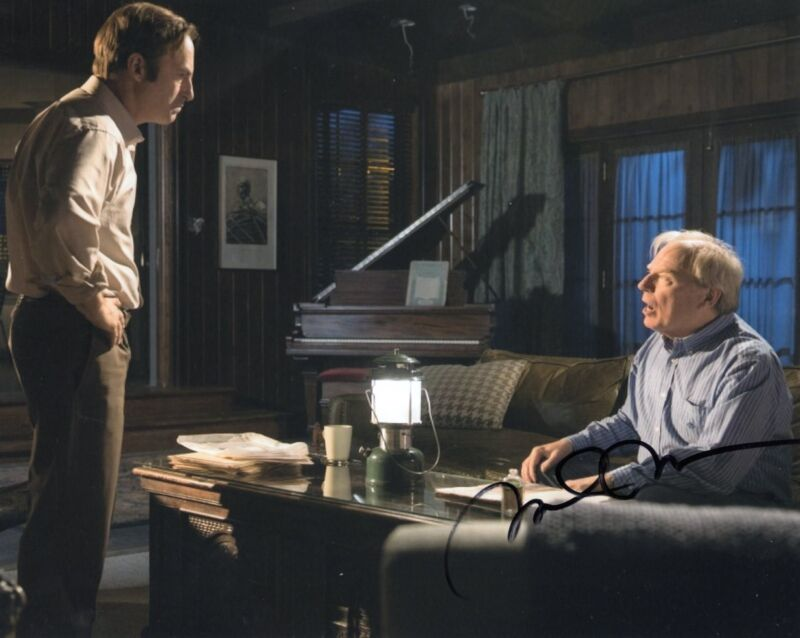 Michael McKean Better Call Saul Chuck McGill Signed 8x10 Photo w/COA #4