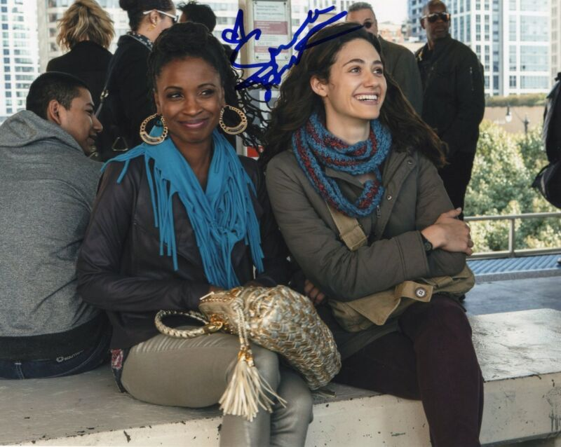 Shanola Hampton Shameless TV Show Veronica Fisher Signed 8x10 Photo w/COA #6