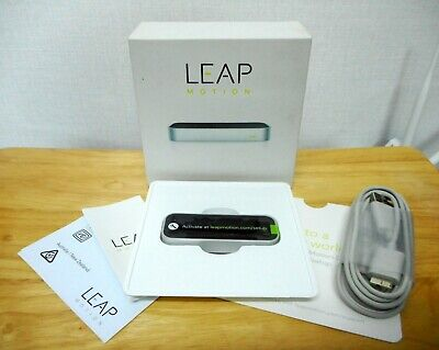Leap Motion 3D Motion Capture Controller LM-010