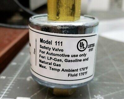 12 Volt Solenoid Valve Automotive 18 F Npt Lp-gas Gasoline Natural Gas Ofb3