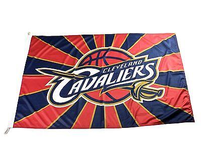 Cleveland Cavaliers Cavs Lebron Era NBA Flag Basketball Sportswear Banner Ohio