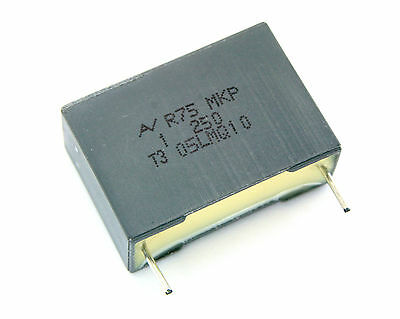 12pcs Arcotronics 1uf 250vdc 10 Mkp Metallized Polypropylene Capacitor