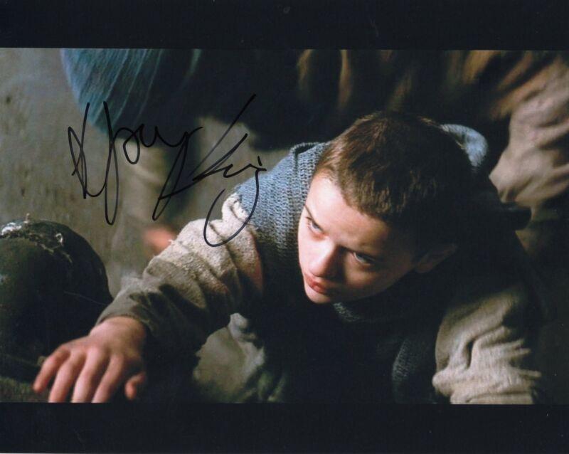 Joey King The Dark Knight Rises Signed 8x10 Photo w/COA #3