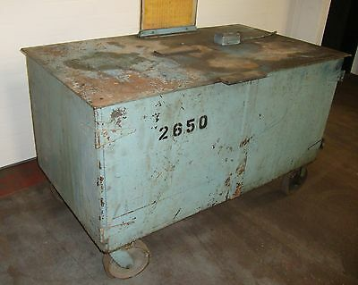 Steel Work Bench W Storage On Wheels A6 70760lr