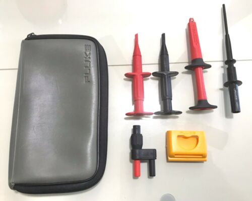 Fluke Soft Carrying Case + SureGrip Alligator Clip + PM9081 + MORE