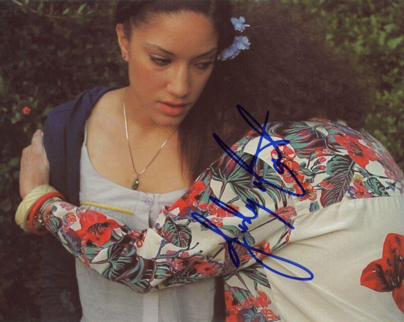 "Judy Marte ""Maria My Love"" AUTOGRAPH Signed 8x10 Photo C ACOA"