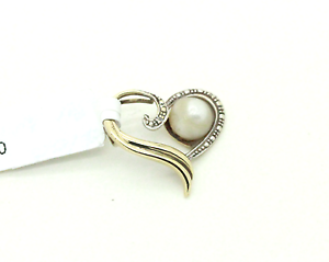 9ct Gold Pearl Pendants Mandurah Mandurah Area Preview