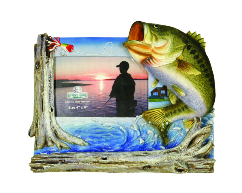 Picture Frame 4in x 6in - Bass