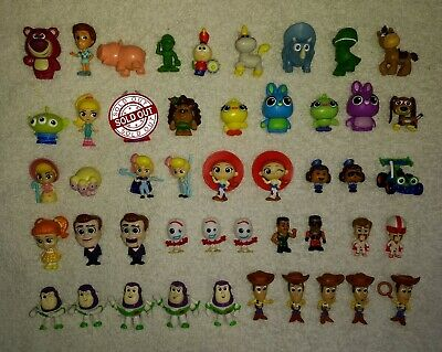 MATTEL - DISNEY - PIXAR - Toy Story Blind Bag Mystery Mini Figures - PICK 8 LOT