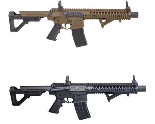 DPMS Crosman Full Auto CO2 Powered BB Gun Air Rifle DSBR Black FDE Grey