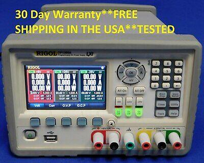 Rigol Dp1308a Dc Power Supply 2 25 V1a 25w 6v5a 30w Triple Output Program