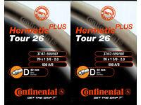 """Fahrradschlauch von Conti Tour 26 26x1 1//8-1.75/"""" 37//47-559//597 SV 42mm"""