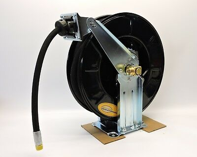 Northern Industrial Oil Hose Reel 12 X 50 Ft. Fits 51 Mobile Oil Pump Read