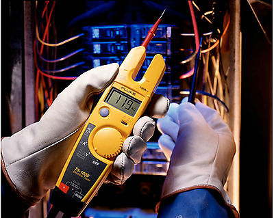 Fluke T5-1000 1000 Voltage Current Continuity Electrical Tester