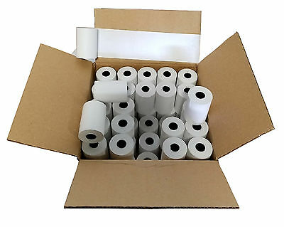100 Rolls Of Thermal Paper 2 14 By 70 Nurit 8000 8020 Stp103