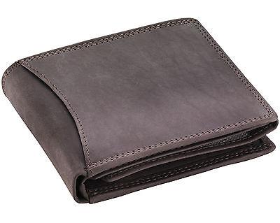 Goudsmid® Leder Geldbörse Geldbeutel Portemonnaie Herren Damen Ledergeldbörse