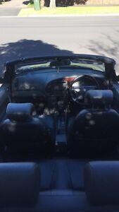 2002 Saab 9-3 Convertible Ormond Glen Eira Area Preview