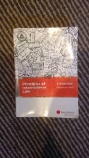 Principles of International Law (4th edition)