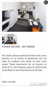 TheSteps Unilodge studio for rent during vacation Chippendale Inner Sydney Preview