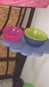 Kids plastic bowls