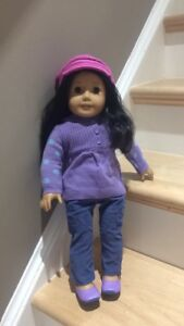 American Girl Doll Casual Chic Outfit