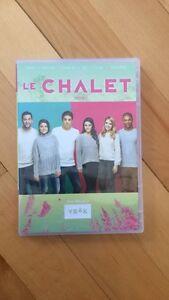 """Saison 2 """"Le chalet"""""""