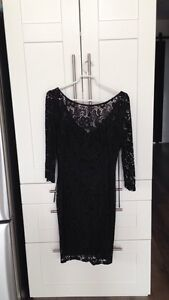 Lace dress from le chateau