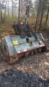 FAE UMM/EX 150 Mulching Head / Mulcher/ Grinder